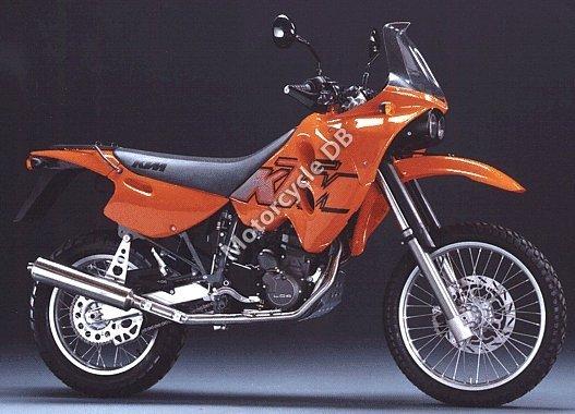 KTM Incas 600 LC 4 1990 14128