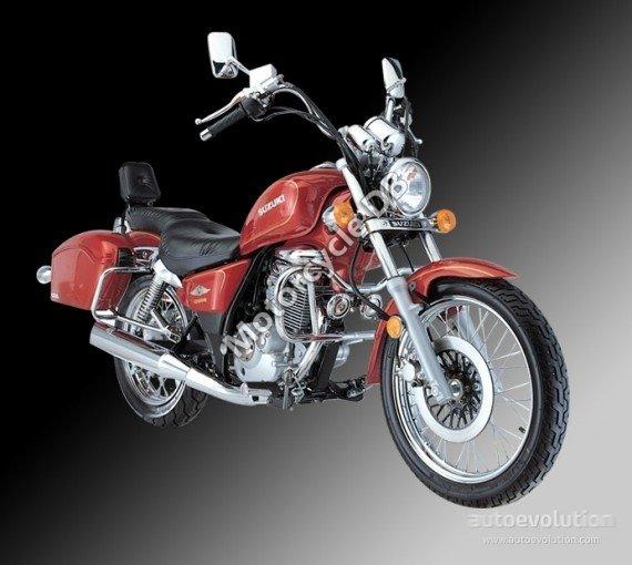 Suzuki Marauder 125 1999 13831