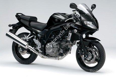 Suzuki SV650 2009 11761