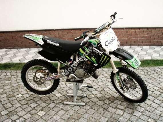 Kawasaki KX 85 II Grossrad 2006 15469
