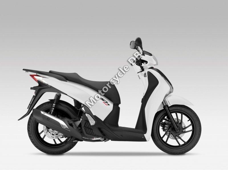 Honda SH125i 2014 30369