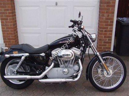 Harley-Davidson XLH Sportster 883 Hugger 2000 9482