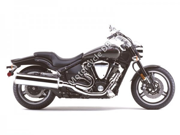 Yamaha Star Warrior 2011 14044