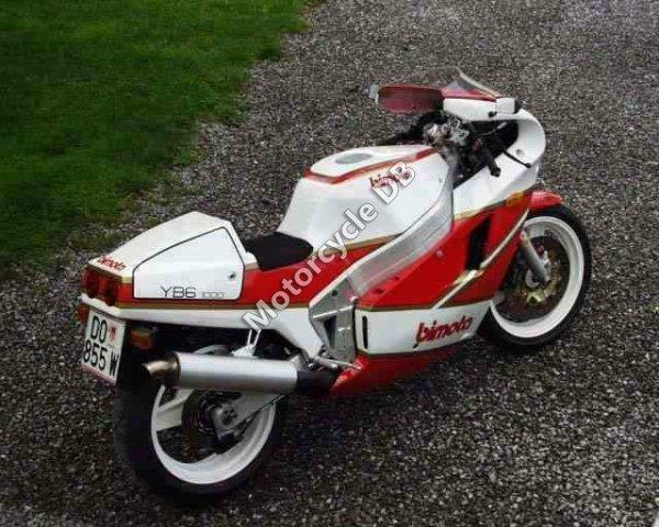 Bimota YB6 EXUP 1989 14470