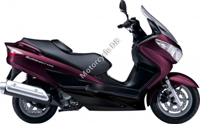 Suzuki Burgman 125 2014 28285