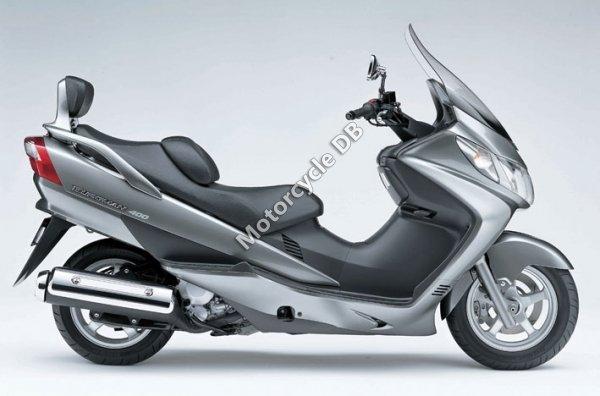 Suzuki Burgman 400 2006 15931