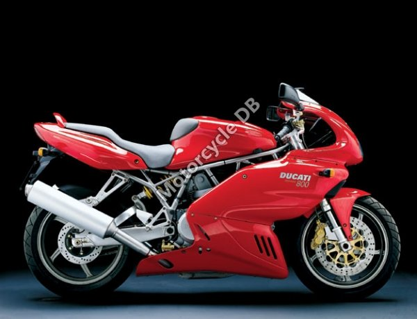 Ducati Supersport 800 2003 7814