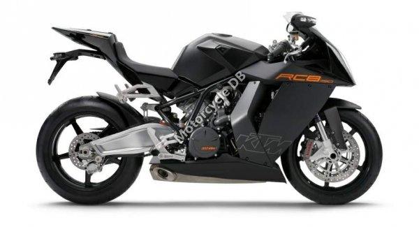 KTM 1190 RC8 2010 1394