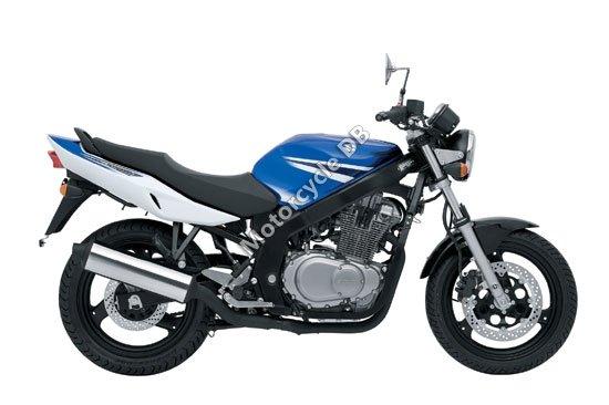Suzuki GS500 2009 3702