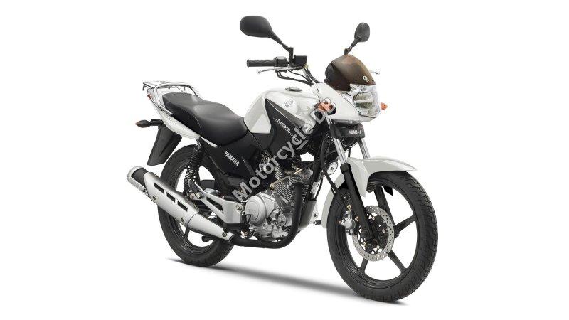 Yamaha YBR125 2008 25849