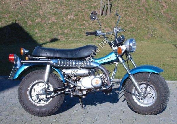 Suzuki RV 90 1980 12962