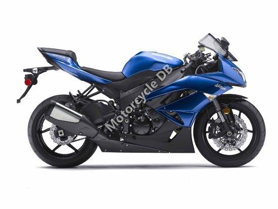 Kawasaki Ninja ZX-6R 2009 3535