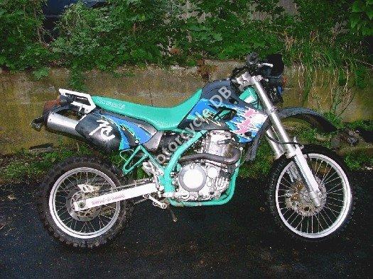 Kawasaki KLX 650 1993 8123