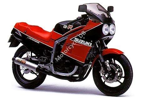 Suzuki GSX-R 750 (reduced effect) 1985 11180