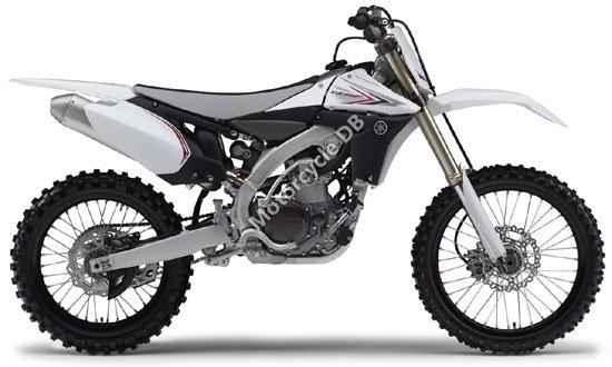 Yamaha YZ450F 2010 4525