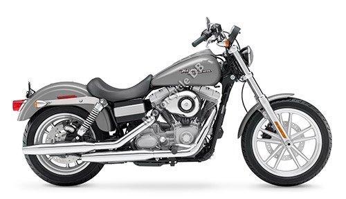 Harley-Davidson FXD Dyna Super Glide 2008 8062