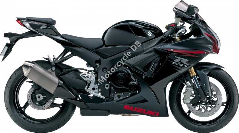 Suzuki GSX-R750 2012 27783