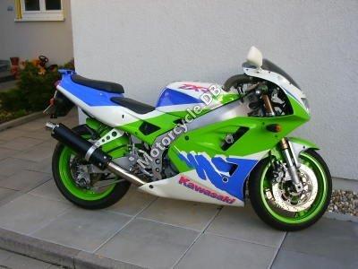 Kawasaki ZRX 400 (1998)