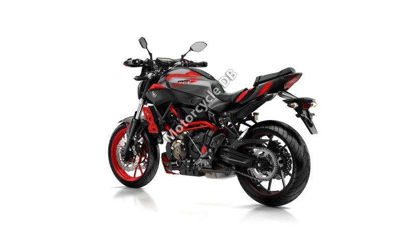 Yamaha MT-07 Moto Cage 2017 26036