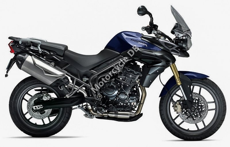 Triumph Tiger 800 2012 27250