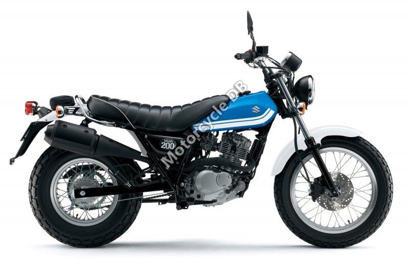 Suzuki VanVan 200 2017 28396