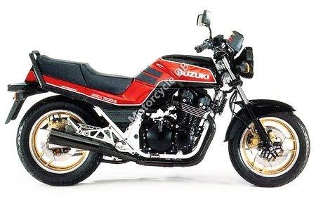 Suzuki GSX 1100 E 1987 11264