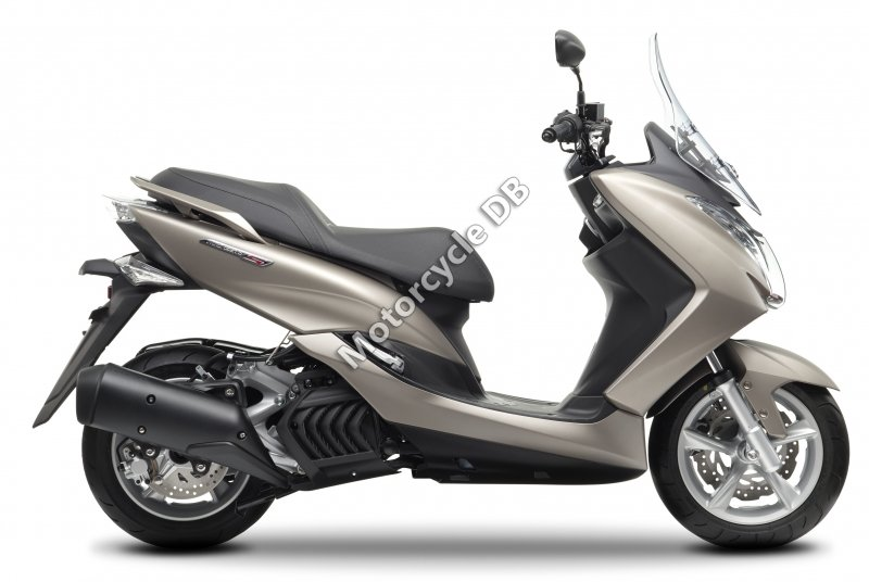 Yamaha Majesty S 2015 26617