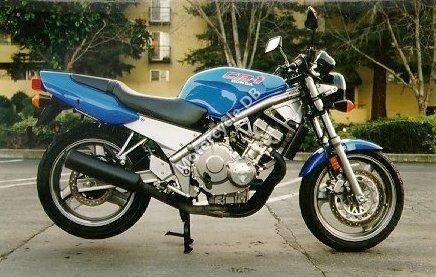 Honda CB1 1989 9839