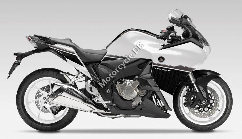 Honda VFR1200F 2016 30218