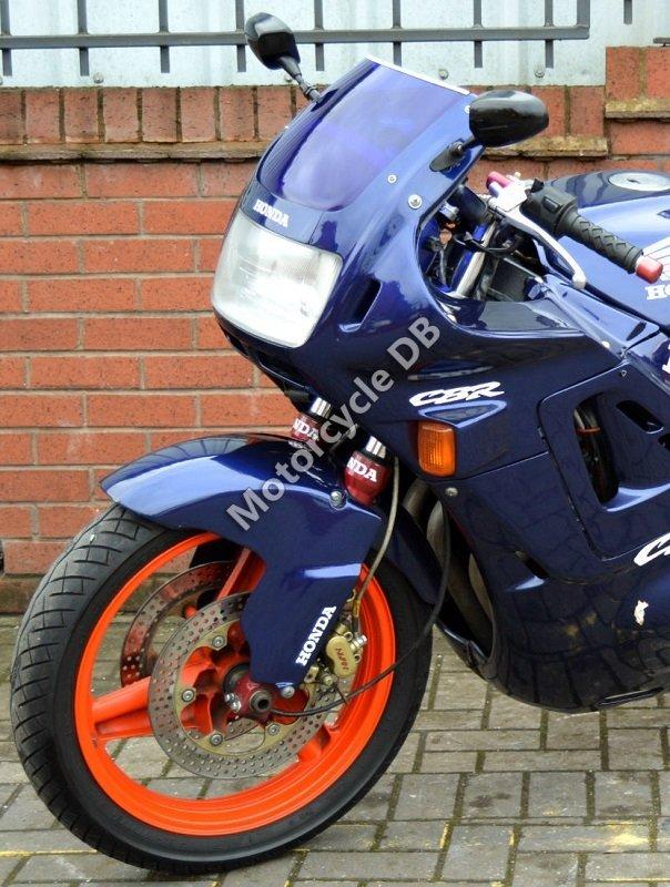 Honda CBR 600 F 1988 29989