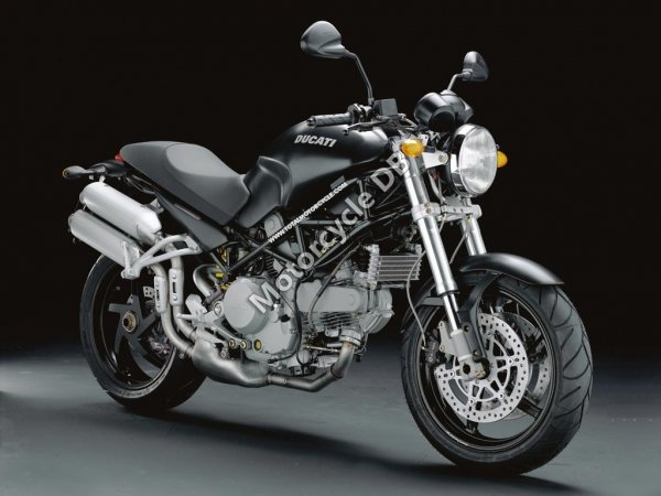 Ducati Monster S2R Dark 2005 5786
