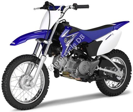 Yamaha TT-R110E 2010 4567
