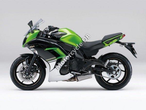 Kawasaki Ninja 400 2014 23592