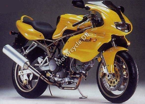 Ducati SS 750 Super Sport 2000 9695