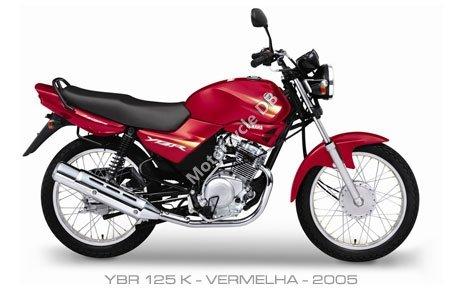 Yamaha YBR 125 2006 8251