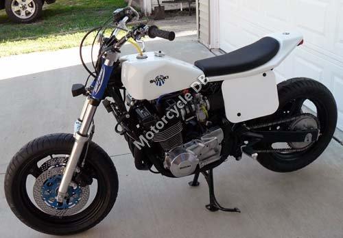 Suzuki SR 370 1980 17040