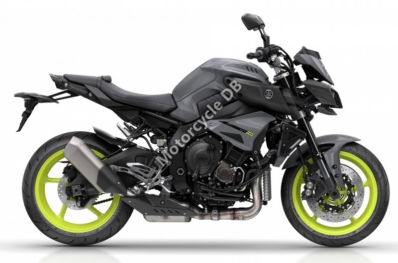 Yamaha MT-10 2018 26095