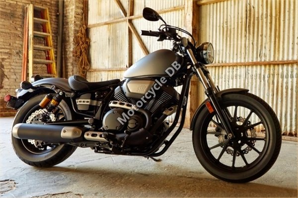 Yamaha Star Bolt R-Spec 2014 23827