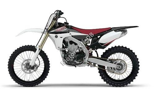 Yamaha WF 450 F 2006 8917