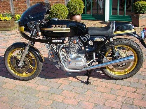 Ducati 900 SS 1983 13202