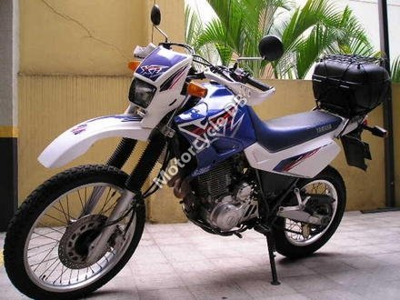 Yamaha XT 600 E 1998 13096