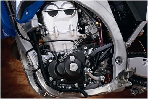 Yamaha YZ450F 2008 3017