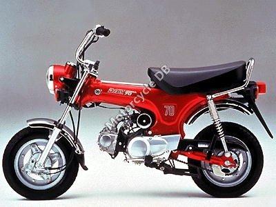 Honda ST 70 DAX 1980 16119