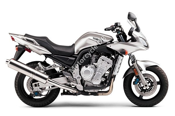 Yamaha FZS 1000 Fazer 2002 11742
