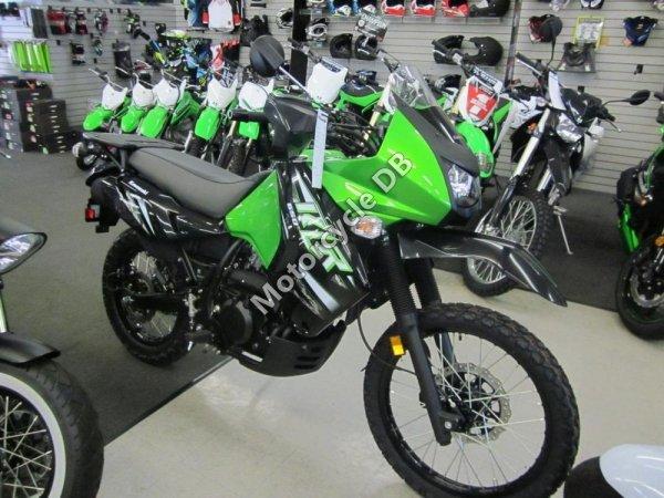 Kawasaki KLR 650 New Edition (2014)