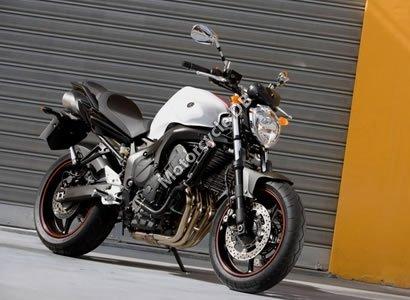 Yamaha FZ6 S2 2008 8732
