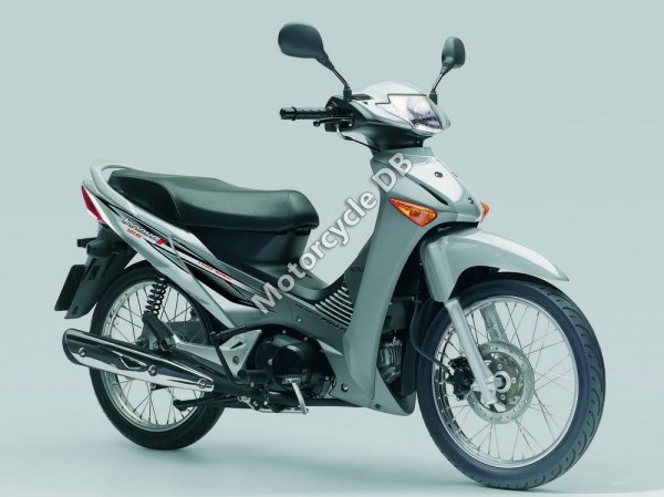 Honda ANF125i Innova 2009 15206