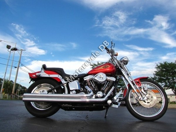 Harley-Davidson FXSTS Softail Springer 2006 16635