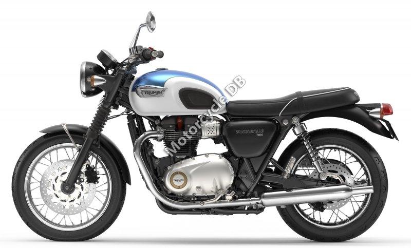 Triumph Bonneville T100 2017 27146