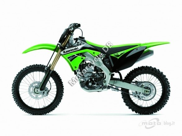 Kawasaki KX 450F 2011 15612